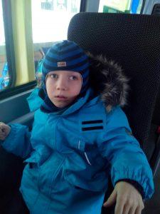 тимур в автобусе